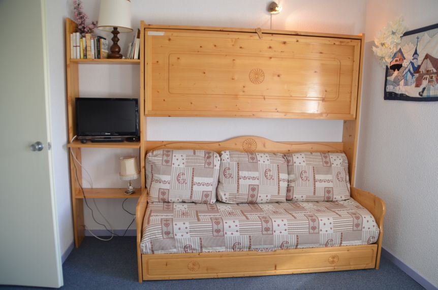 2 Rooms 4 Pers ski-in ski-out / GENEPI 55