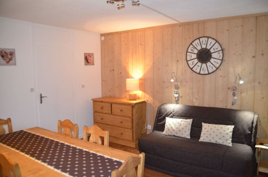 2 Rooms 5 Pers ski-in ski-out / OISANS 53