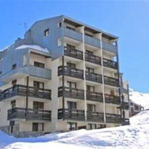 Lägenhet för upp till 4 personer med 1 rum på Plein Soleil - Tignes