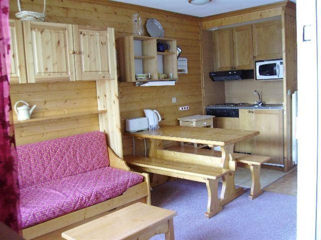 2 Pièces cabine 5 Pers skis aux pieds / VILLARET 619