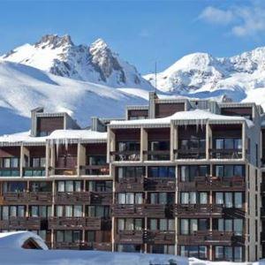 Lägenhet för upp till 7 personer med 3 rum på Grand Tichot - Tignes