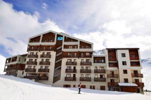 Lägenhet för upp till 5 personer med 2 rum på Le Borsat - Tignes