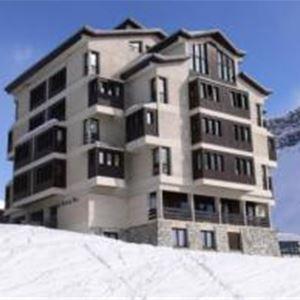 Lägenhet för upp till 5 personer med 1 rum på Grand Roc - Tignes