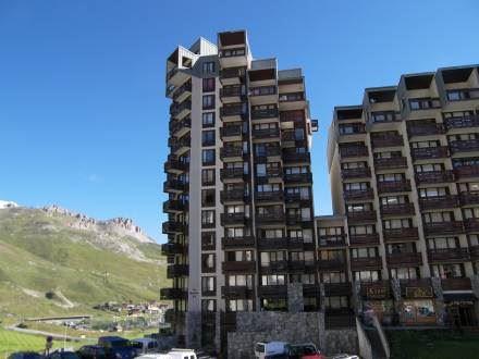 Leilighet for opp til 4 personer med 1 rom på Moutieres B2 - Tignes