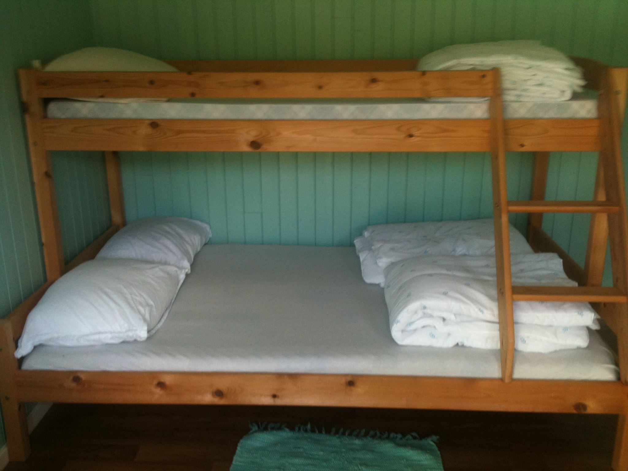 Aspnes Camping,  © Aspnes Camping, Cabin without running water (bunk bed)