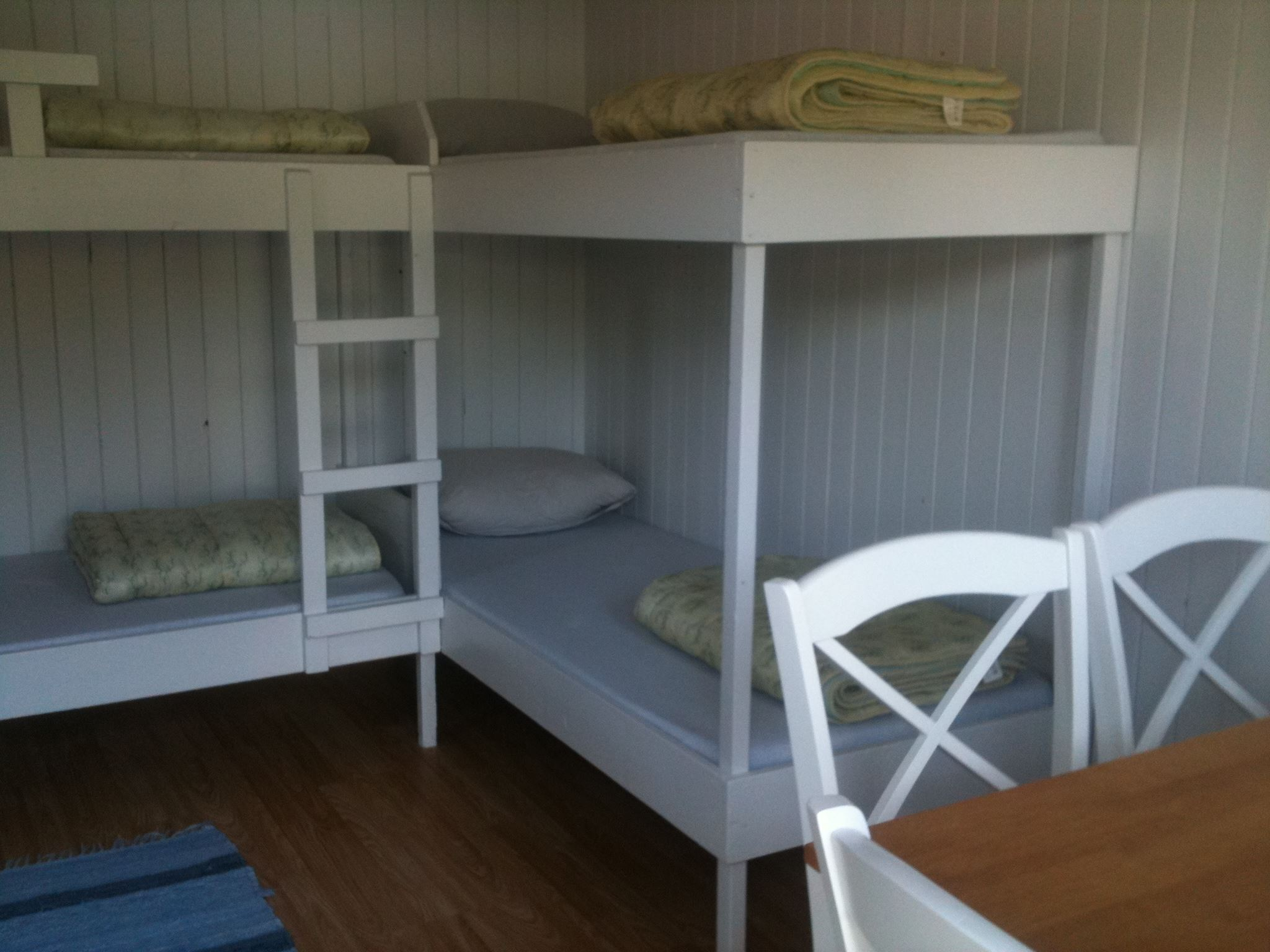 Cabin without running water ( Two bunk beds)