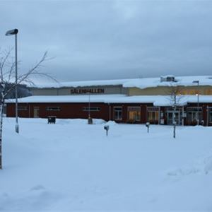 Sälenhallen (sports hall) group accommodation, Sälen