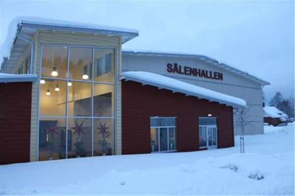 Sälenhallen Sports hall - dormitory