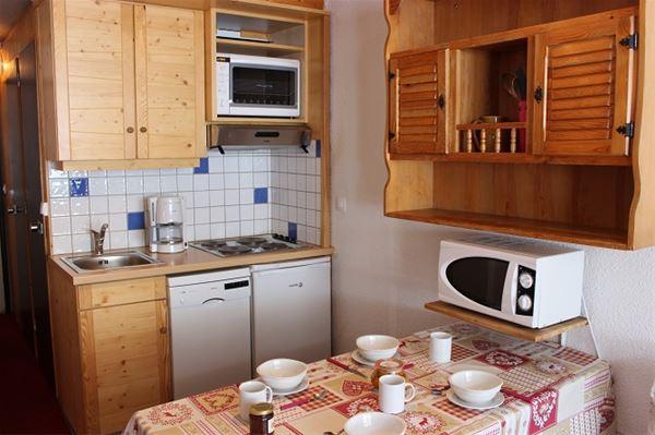 LAUZIERES 516 / 2 ROOMS 4 PEOPLE COMFORT