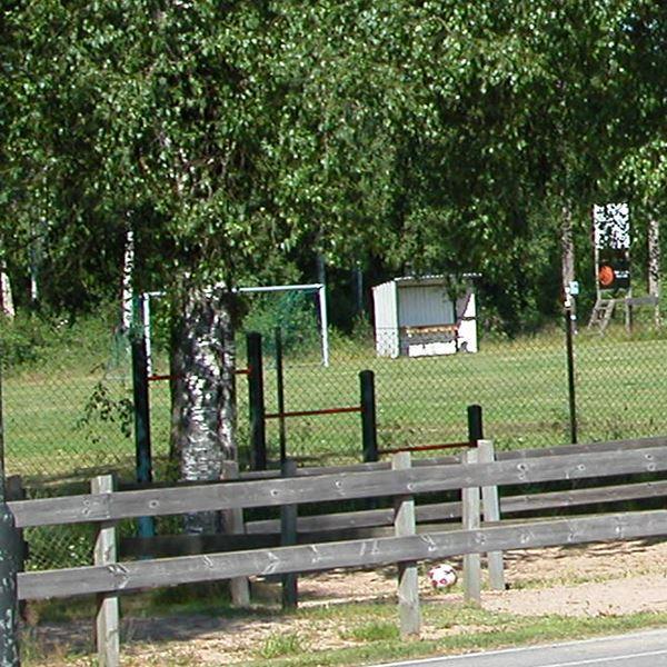 Idrottsplats, Härliden, Häradsbäck