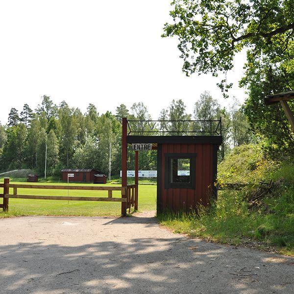 Sportplatz, Åvallen, Hallaryd
