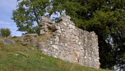 Bild Kulturparken Småland, Stenhusholmen - Burgruine