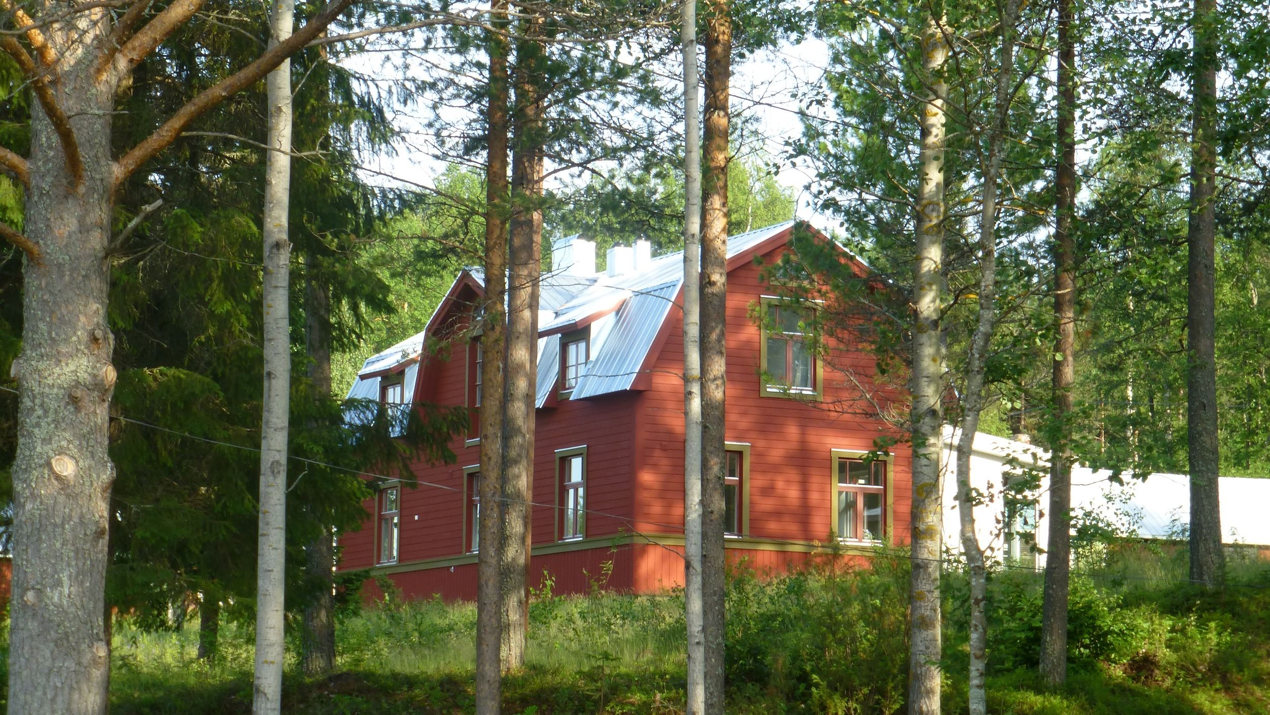 The Wennberg House