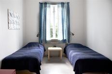 Rum med enkelsängar