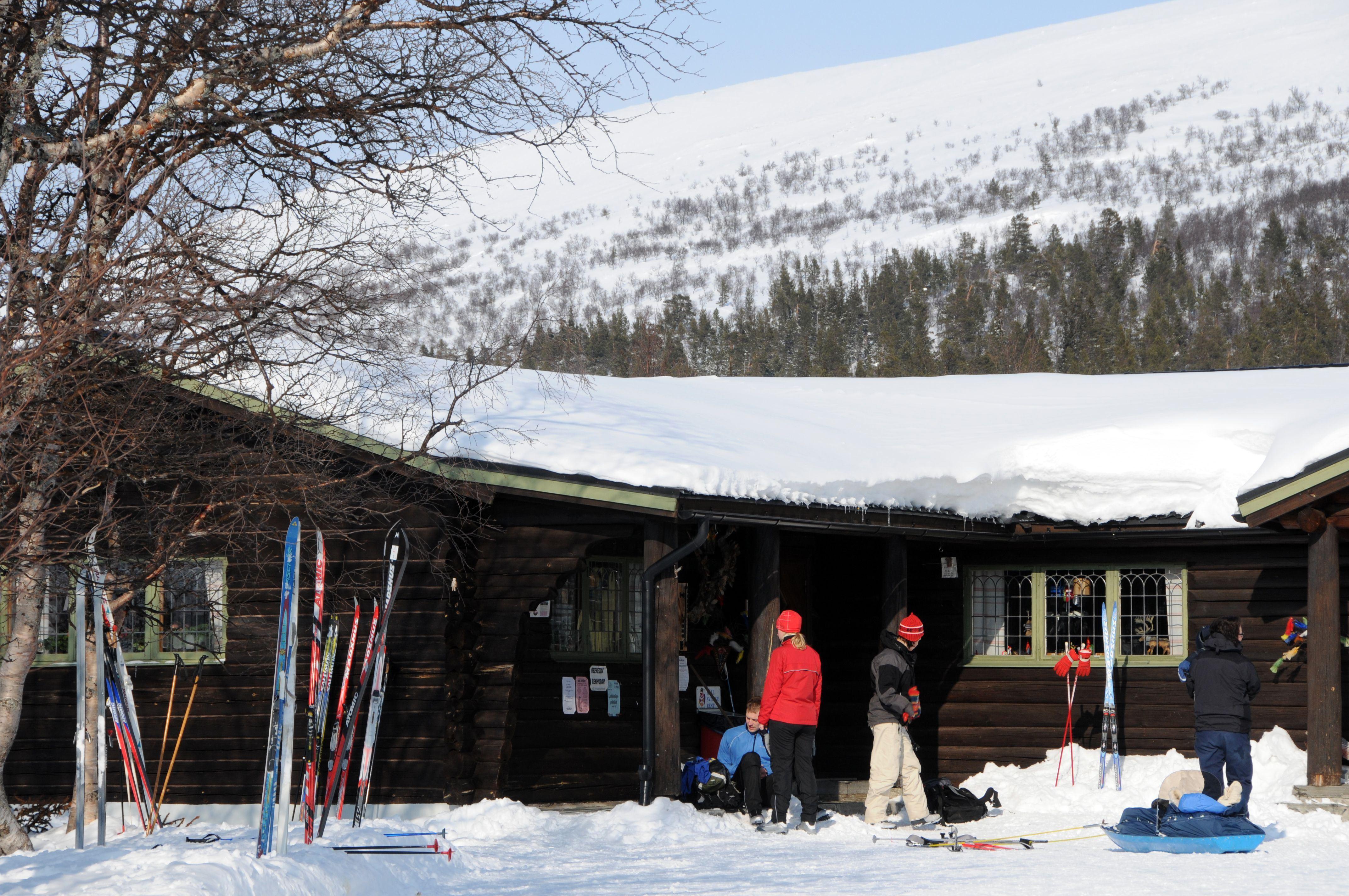 Nisse Schmidt, Sjöstugan i Grövelsjön