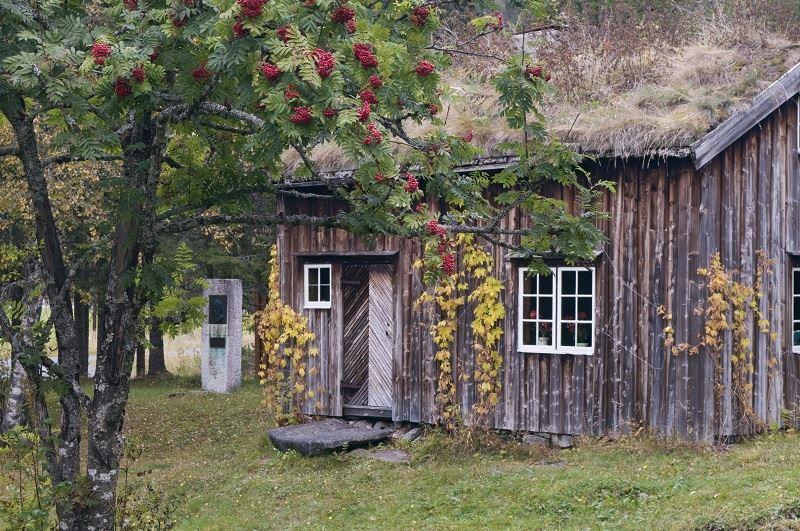 Helgeland Museum Velfjord - A Rural Museum