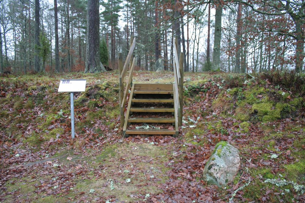 © Ljungby kommun, Kungshögen - guldfynd vid gravfält