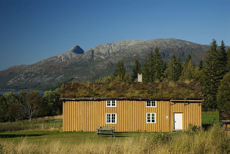 Erlend Haarberg,  © Helgeland Reiseliv as, Bindal Bygdtetun