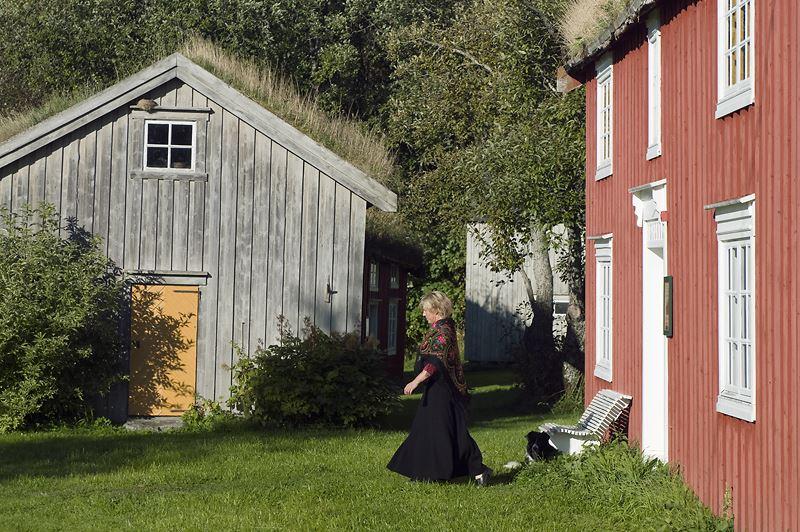 Helgeland Museum Sømna