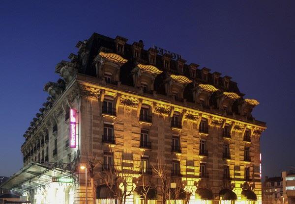 Grand Hôtel Mercure Lyon Centre Château Perrache