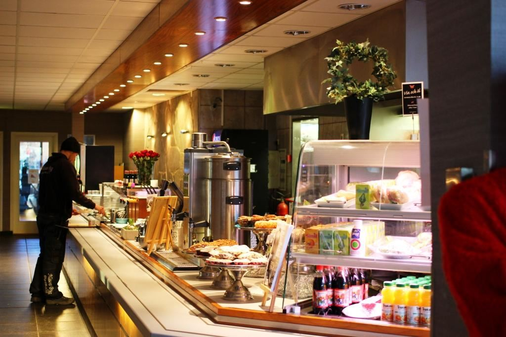 Vaggeryds kommun, Café och restaurang