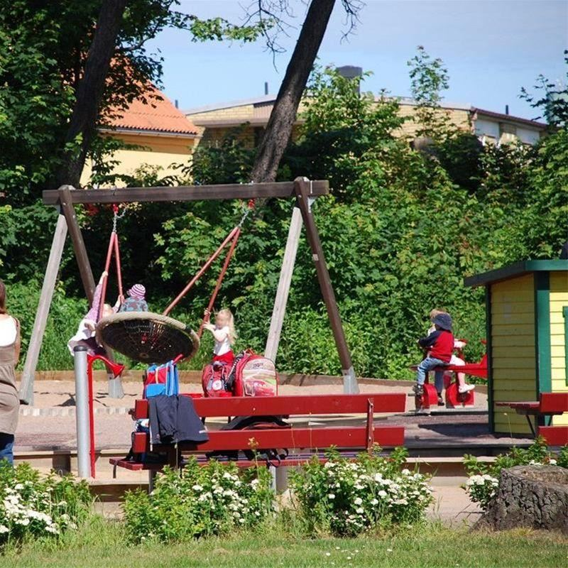 Lekplatser i Höganäs kommun