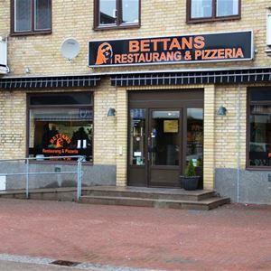 Vaggeryds kommun, Bettans restaurang & pizzeria