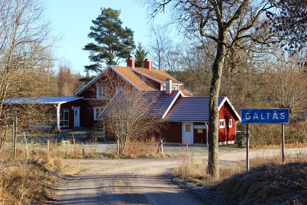 Vaggeryds kommun, Villa Vilan - Galtås