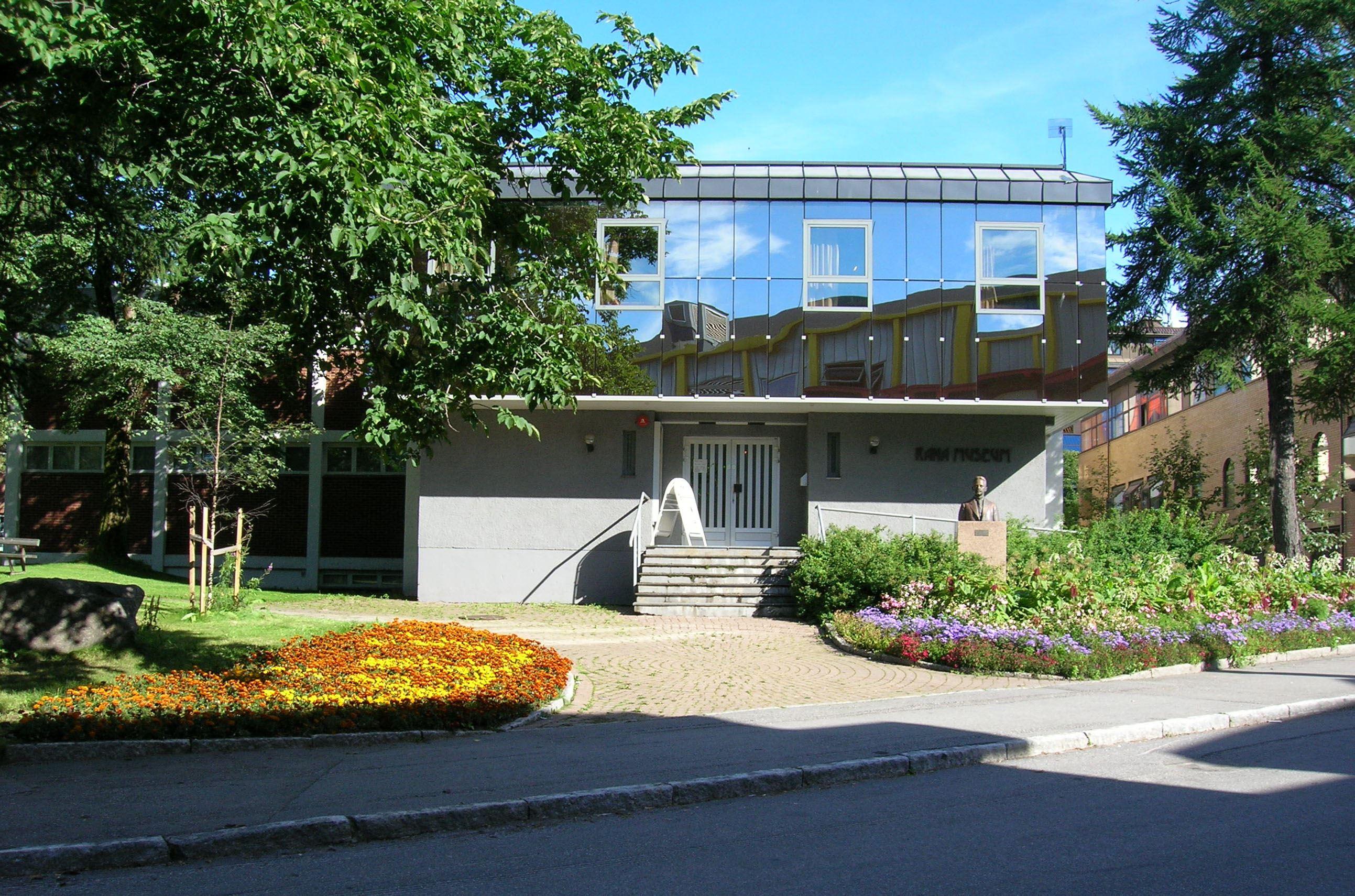 Helgeland Museum avd. Rana