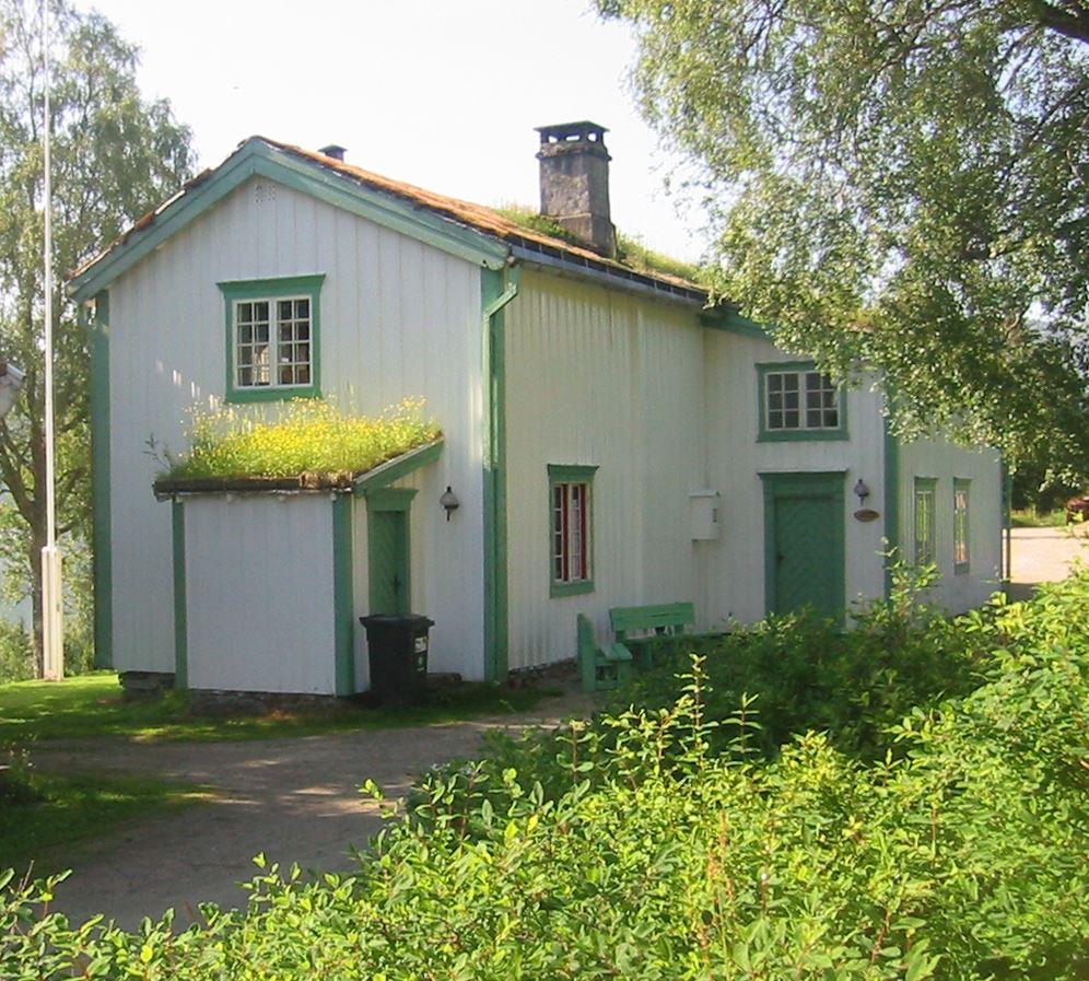 Helgeland Museum avd. Rana - Stenneset Open Air museum