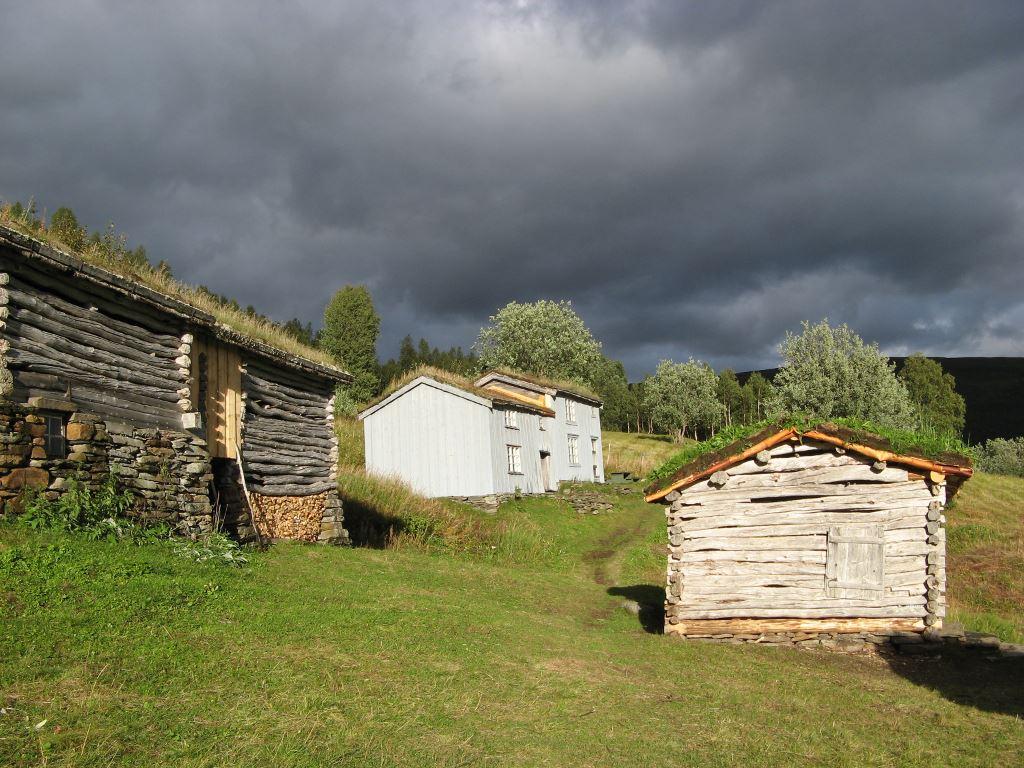 Helgeland Museum avd. Rana - Bredek Fjellgård