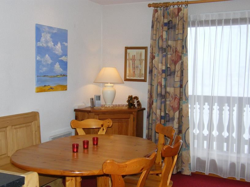 3 Rooms 6 Pers ski-in ski-out / BIOLLEY 32