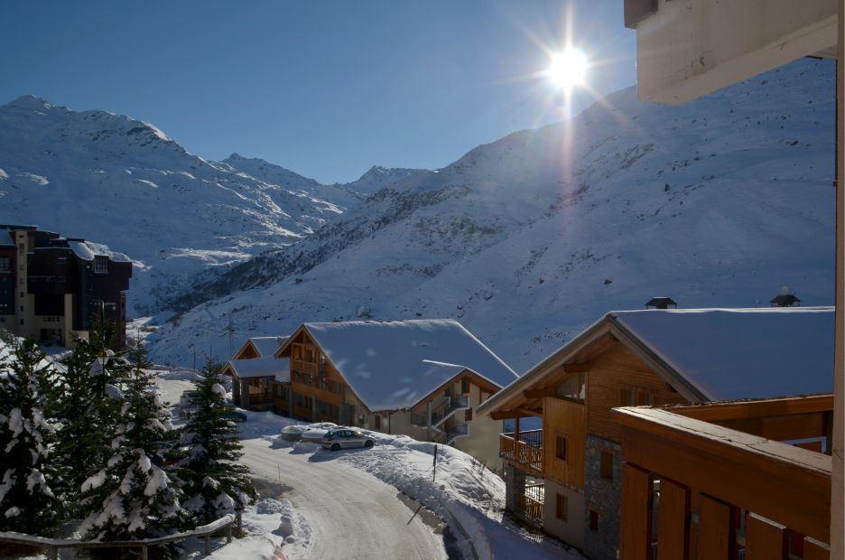 2 Pièces 4 Pers skis aux pieds / SKI SOLEIL 2508