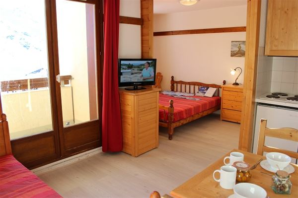 REINE BLANCHE 11 / APARTMENT 2 ROOMS 4 PERSONS - 2 SILVER SNOWFLAKES - VTI