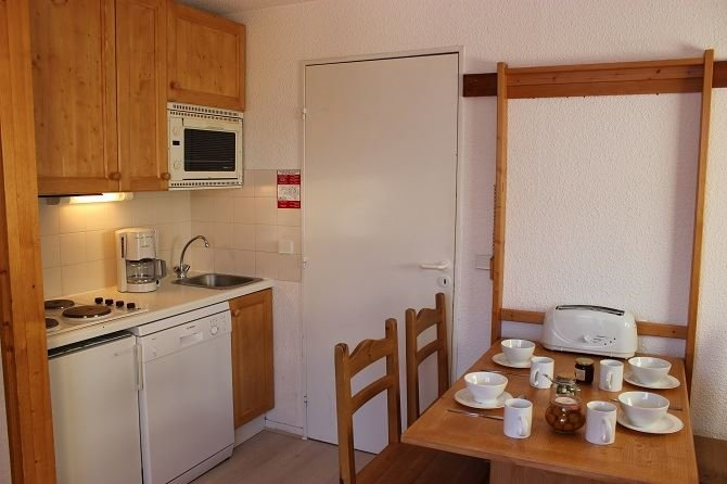 REINE BLANCHE 11 / 2 ROOMS 4 PEOPLE COMFORT TYPE A