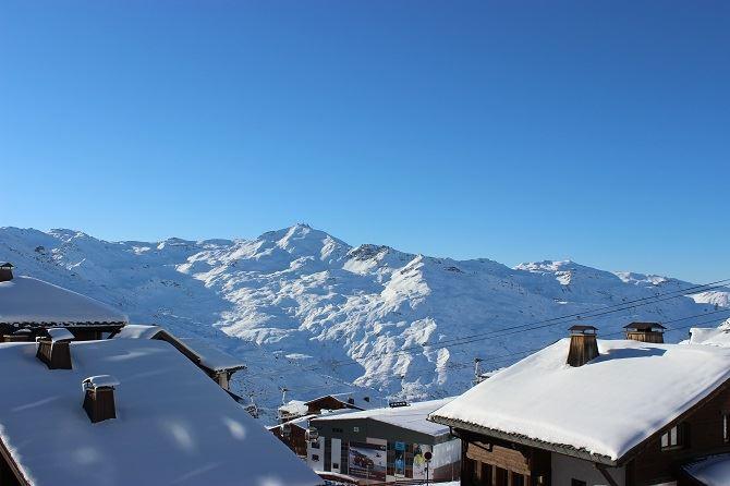 REINE BLANCHE 85 / STUDIO 3 PERSONS - 1 BRONZE SNOWFLAKE - VTI