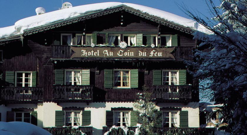 Hotel Au Coin du Feu - Megève