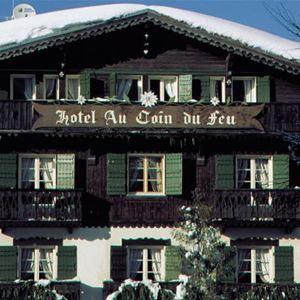 Hotel Au Coin du Feu Megève