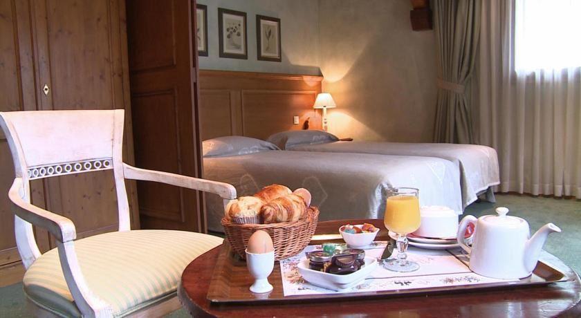 Hotel Au Vieux Moulin Megève