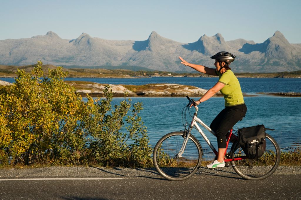 Sykkelutleie Brønnøysund