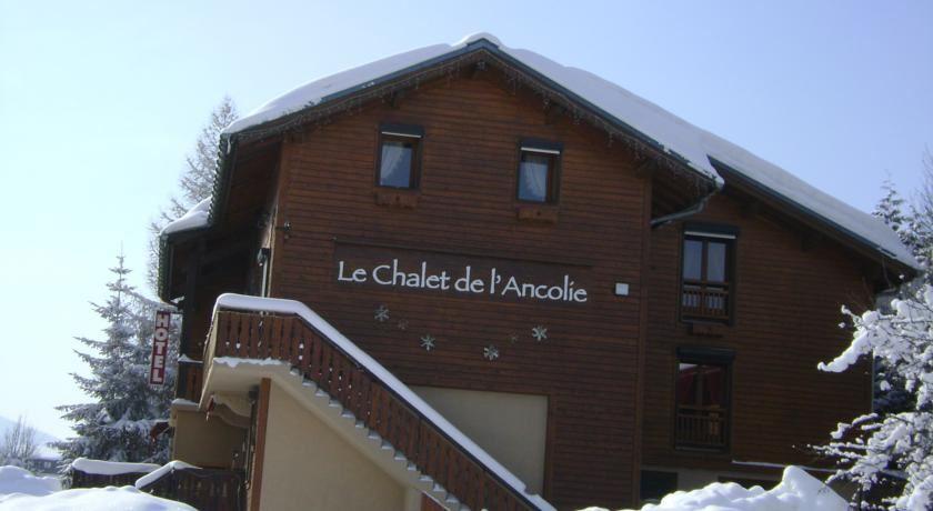 Chalet De L' Ancolie Megève