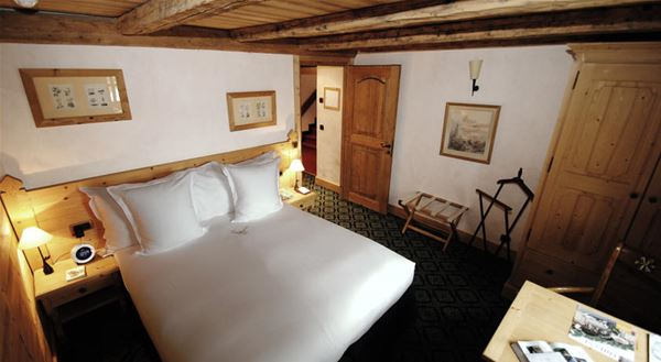 Hotel Mont d'Arbois - Megève