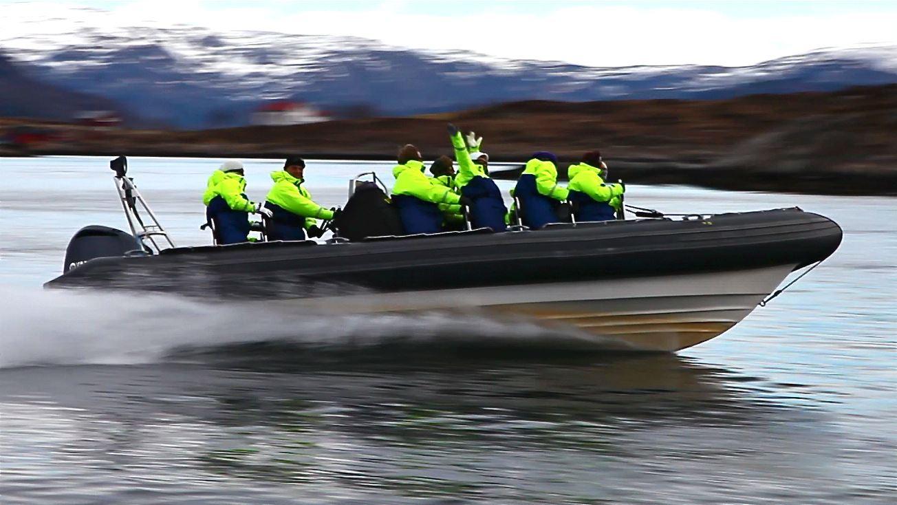 Nordnorsk Opplevelse,  © Nordnorsk Opplevelse, Ribtur