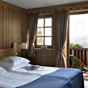 Hotel Ferme du Golf Megève