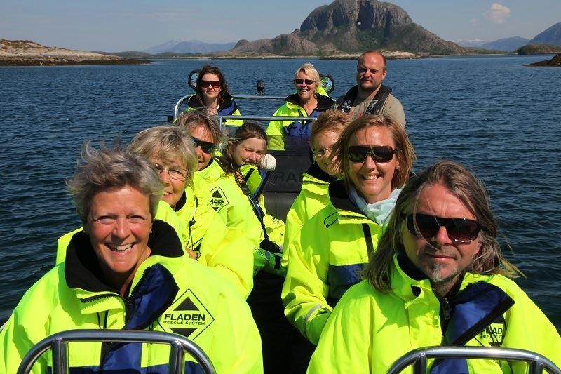 Nordnorsk Opplevelse,  © Nordnorsk Opplevelse, Ribtur Nordnorsk Opplevelse