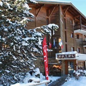 Hotel La Prairie Megève