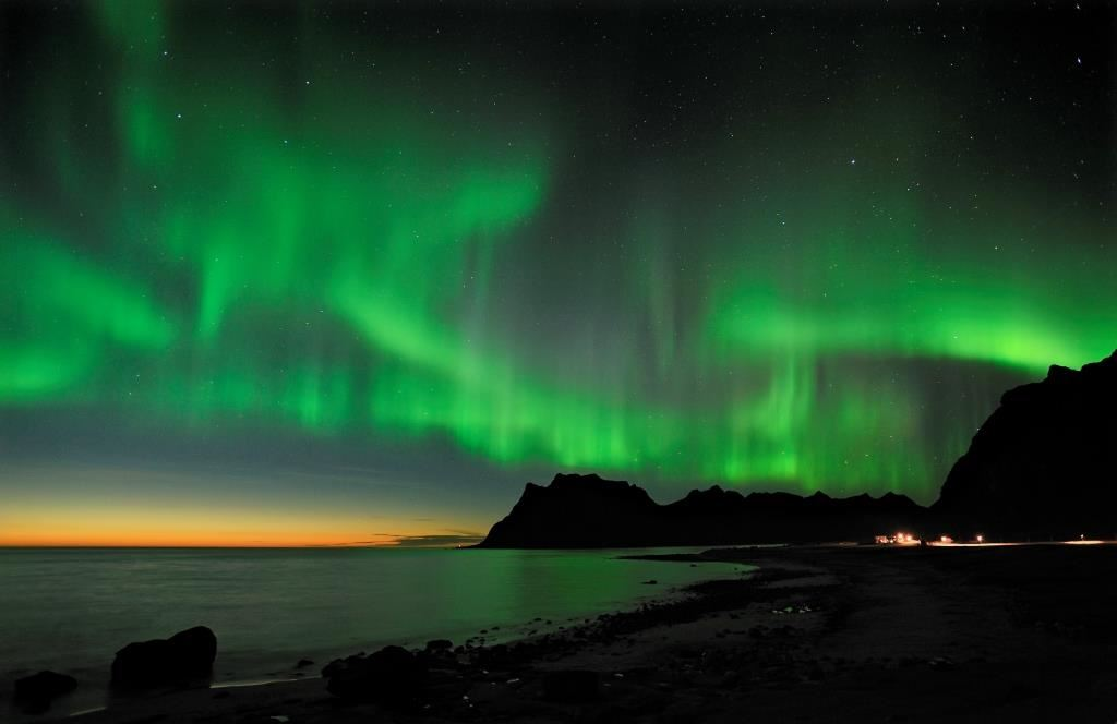 Guided Northern Lights trips