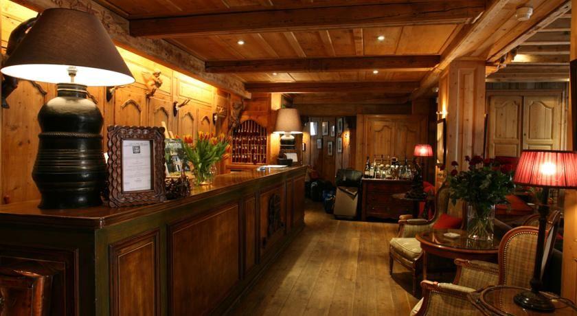 Hotel Mont-Blanc - Megève