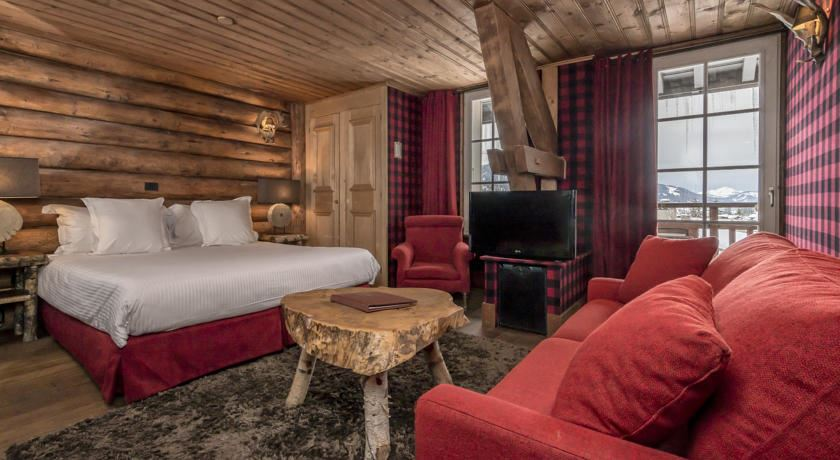Lodge Park - Megève