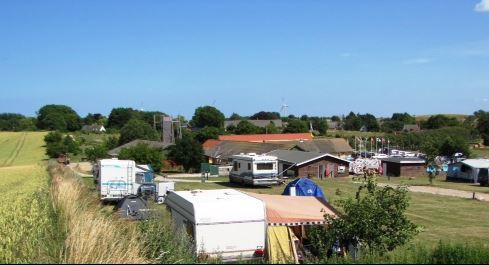 Holiday center Samsø Camping